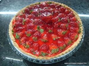 torta de morangos 1